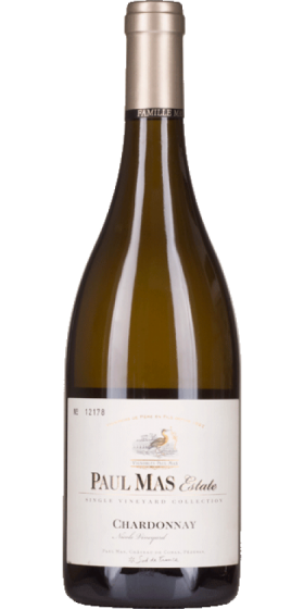 Paul Mas Estate Chardonnay 2015