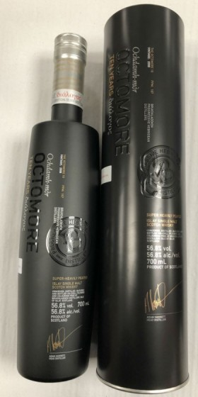 Octomore 10 Years vintage 2008