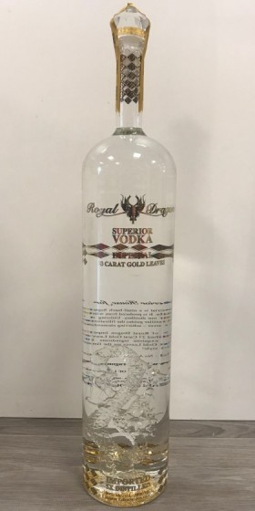 Royal Dragon Superior Vodka