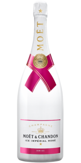 Moët Chandon Ice Rose Imperial