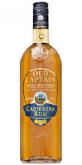 Old Captain Brown Rum